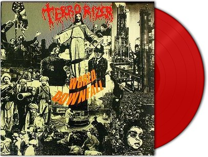 TERRORIZER-World-Downfall-RED-Vinyl-LP